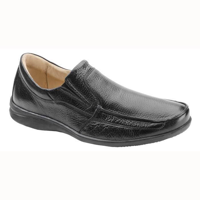 Sapato Anatomic Gel Wave 9532 Preto